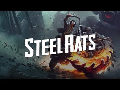 Steel Rats is a very polished game - not gonna lie (Gameplay)