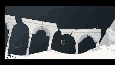 GRIS Android game part1