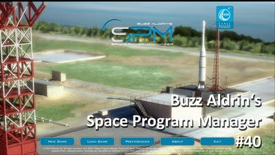 Buzz Aldrin's Space Program Manager - #40 - We could have made it