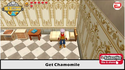 [REQUEST] HarvestMoon One World : Get Chamomile