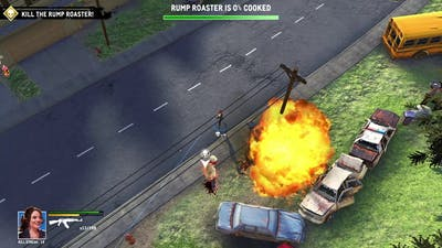 Zombieland: Double Tap - Road Trip lots of lag