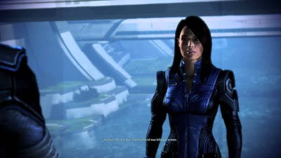 Mass Effect 3 - New game plus and From Ashes DLC playthrough (Part 39)