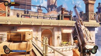 BioShock Infinite on Intel HD 3000