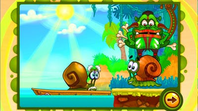 Snail Bob 2 Tiny Troubles Island story Final Boss Level 3 Episode 11 / Game end and final boss