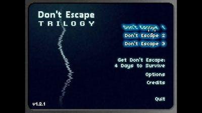Don't Escape Trilogy Part 1 / Don't Escape 1