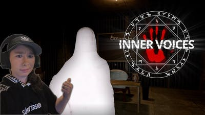 HORROR GAME THAT ACTUALLY HAS A STORY | Inner Voices Horror Gameplay