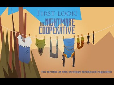 First Look! - The Nightmare Cooperative