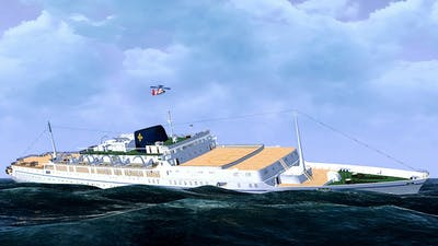 The Sinking of the M.T.S. Oceanos