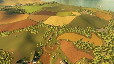 NEW MOD MAP - SOSSA FARM: FARMING SIMULATOR 19 PREMIUM EDITION *FLY OVER*
