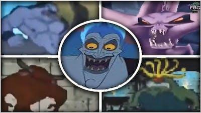 Disney's Hercules - All Bosses