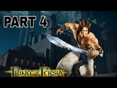 Prince Of Persia Sands Of Time | Part 4 | Dudes Gaming |