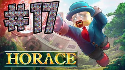 Worst boss fight ever!! | Horace #17