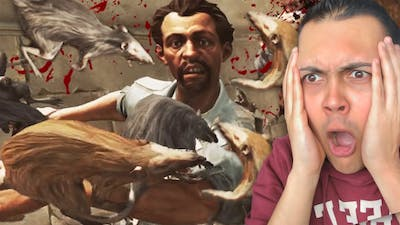 GETTING EATEN ALIVE BY RATS (WARNING: GRAPHIC) (Dishonored 2)