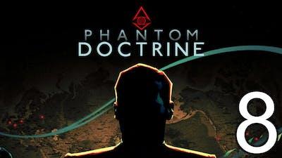 Phantom Doctrine 8   EVAC compromised