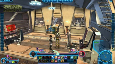 Star Wars the old republic bounty hunter pt 26
