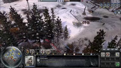 Company of Heroes 2: OberKommando West Defensive!