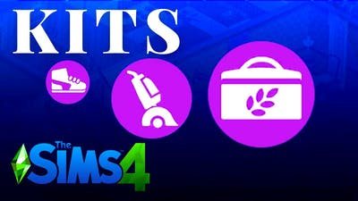 Sims 4 - Kits - An Honest Opinion (I'm not even angry, just disappointed)