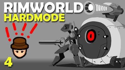 Combat Extended MECHANOIDS - 500% Threat Modded 4