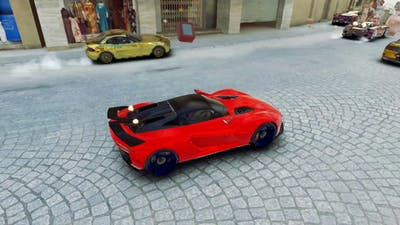 Asphalt 9: Ferrari J50 Countdown …4 (Urban Blaze 01:22.776)