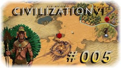 Oh Mist neue Barbaren - #005 ✰ Civilisation VI Digital Deluxe ✰ Let's Play Civilisation 6