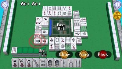 [마작,麻雀] Mahjong Pretty Girls Battle : School Girls Edition play 05