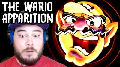 EVERY COPY OF SUPER MARIO 64 IS PERSONALIZED!! | The Wario Apparition (Creepypasta Horror Game)