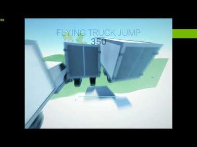 Clustertruck #1   This game is crazy!