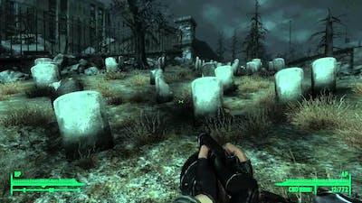 Fallout 3 MYTH:ARLINGTON CEMETERY GHOST