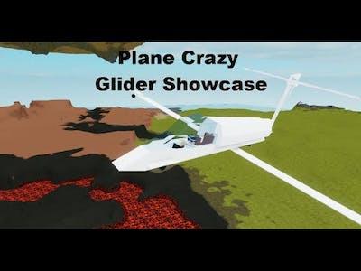Glider Showcase | Plane Crazy