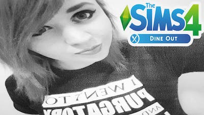 Lets Play the Sims 4 Dine Out | Gameplay