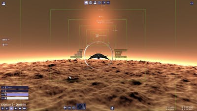 From Titan-spacestation to Mars-ground base - Space Pioneer