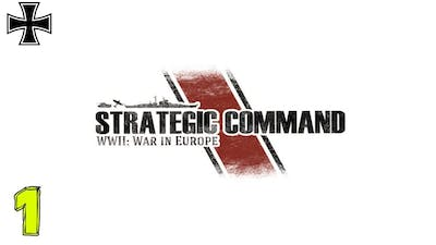 Strategic Command WW2: War in Europe - Axis Campaign #1 - Invasion of Poland