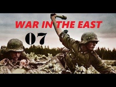 Gary Grigsbys War in the East-Battle of Smolensk (Part 7) Teutonische Krieg