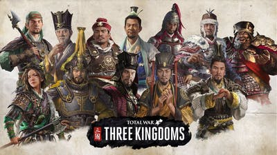 Total War Three Kingdoms Warlords trailer