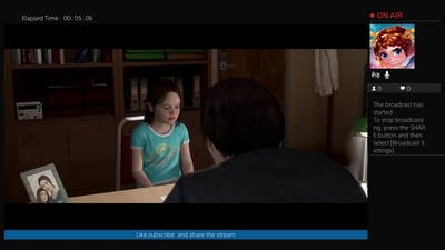 Beyond two souls game play
