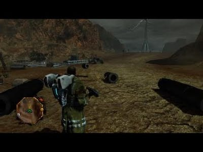 Red Faction Guerrilla Re-Mars-tered Live fuck commentry