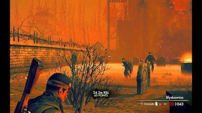 Sniper Elite Nazi Zombie Army 2 Gameplay Part 2