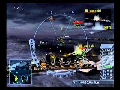 Warship Gunner 2 VG500 Test
