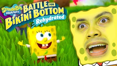 they remade the BEST SPONGEBOB GAME