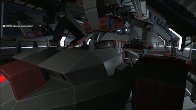 Interstellar rift Drone update!