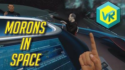 My First VR - A Star Trek Disasterpiece