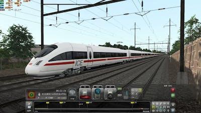 Train Simulator TS2022 ICE T DOUBLE