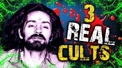 3 SCARIEST Real Cults to EVER Exist | ☠ WTF!