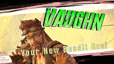 Vaughn From Tales From The Borderlands Returns - Borderlands 2 (The Fight For Sanctuary DLC)