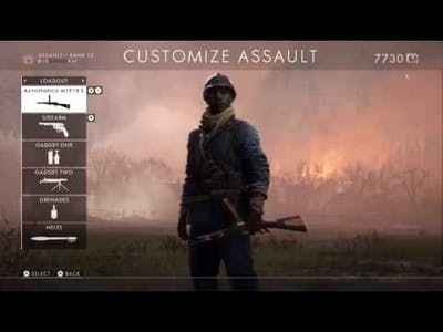 BATTLEFIELD 1 ||  THEY SHALL NOT PASS || NEW MAP 2017 || GAMEPLAY