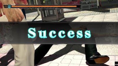 YAKUZA 3 REMASTER One-on-One Matches