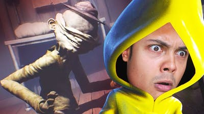 WHAT IS THAT THING (Little Nightmares)