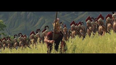 SPARTA vs LYCIA - Cinematic Epic battle | A Total War Saga: Troy