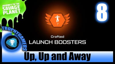 Journey To The Savage Planet – Up, Up and Away - Unlock Launch Boosters - Gameplay Walkthrough 8