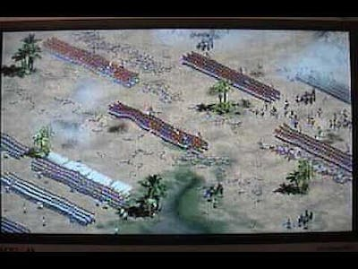 Cossacks II: Napoleonic Wars - E3 2003 CAM gameplay #2 [Archived content]